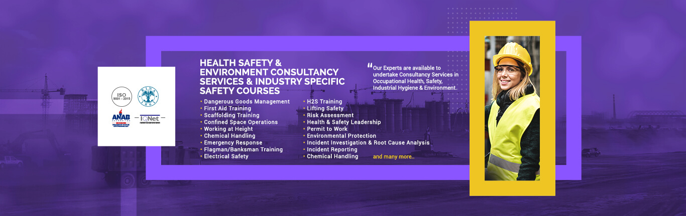 BSS Diploma in Health Safety and Environment - Admissions Open for 1 year Diploma