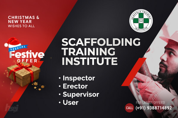 Scaffolding Training Insitute - Inpectors, Erector