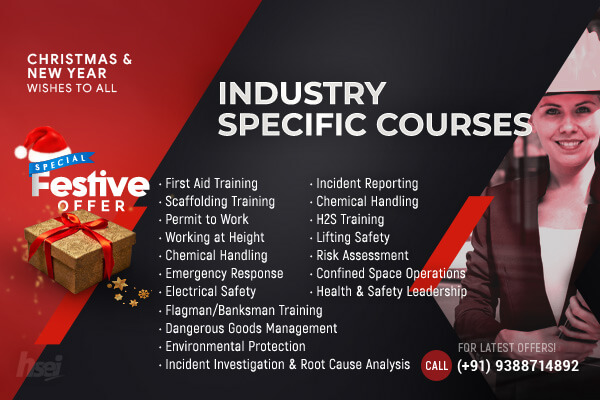 Industry Specific Training and Consultancy Services