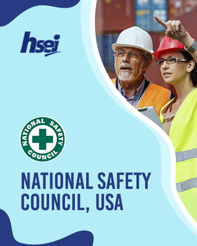 NSC - USA, DDC Professional Truck Driver, Defensive Driving Course, NSC First Aid CPR and AED