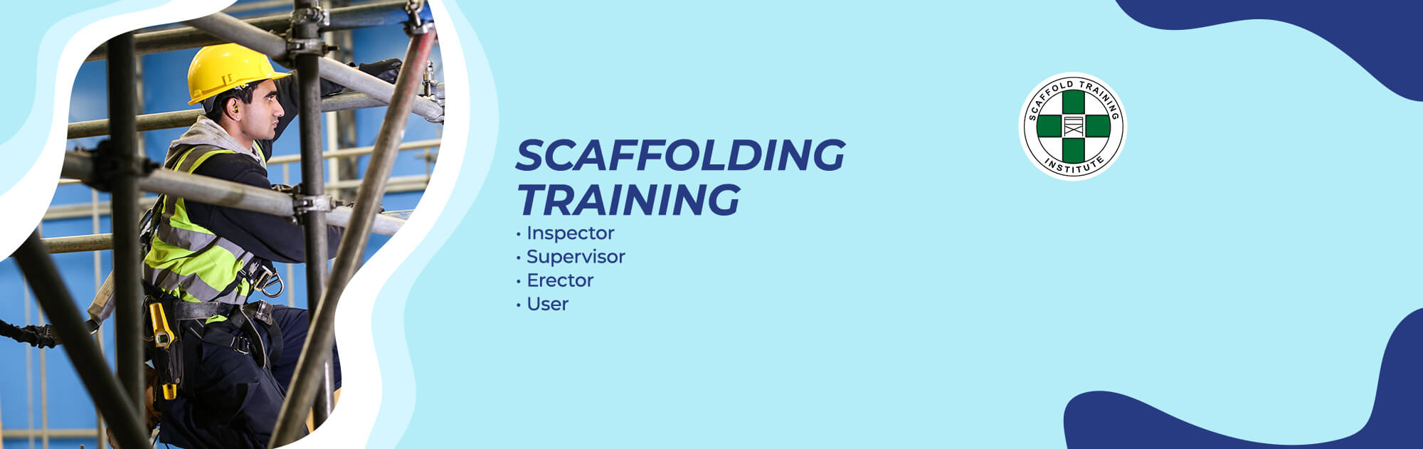 STI - Scaffolding Training Insitute - Inspector, Supervisor, Erector and User