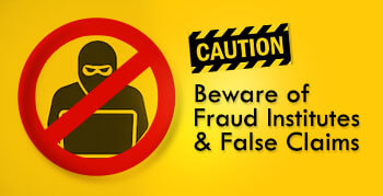 Beware of Fraud NEBOSH Institute